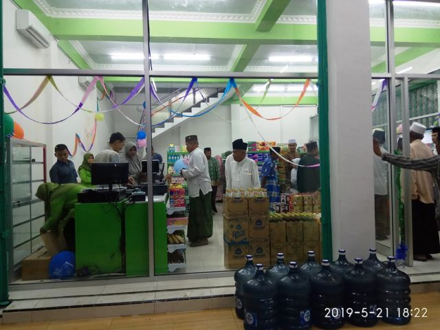Minimarket Pondok Putra